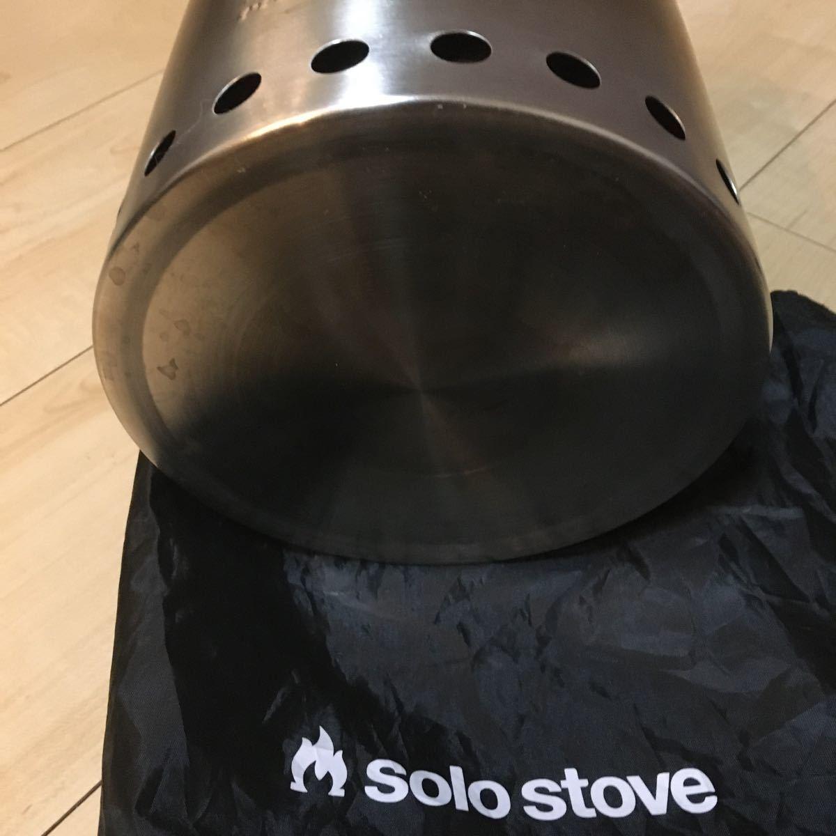 Solo STOVE ソロストーブ キャンプファイヤー Campfire 焚火台