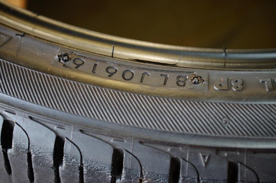 ブリヂストン レグノ GRVⅡ 255/35R20 4本セット 税込み 送料格安 宮城県名取市~_2016年製