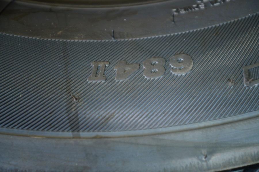 新車外し ブリヂストン DUELER H/T 684Ⅱ 2020年製 195/80R15 4本セット 税込 送料格安 宮城県名取市_画像6