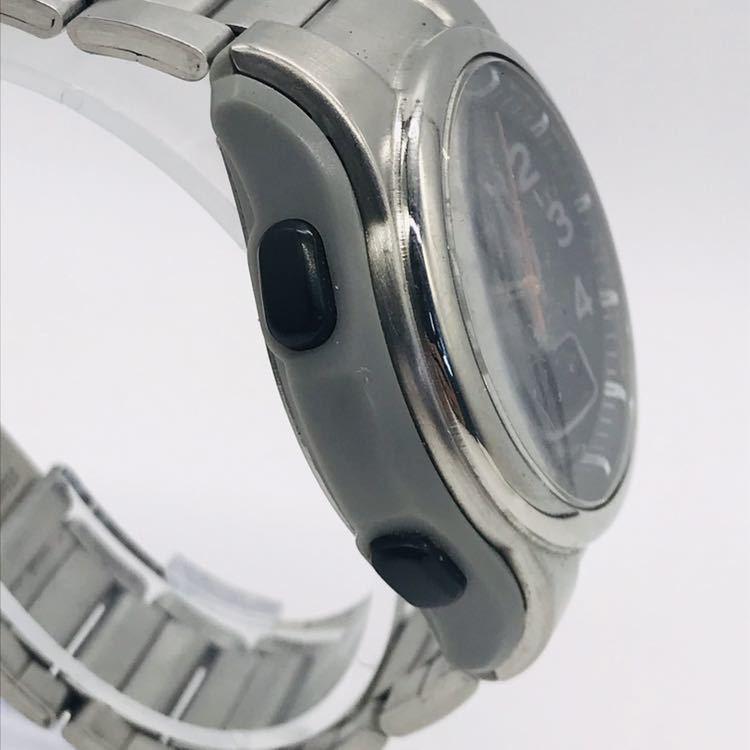 腕時計 Q&Q ソーラー デジタル UP08_画像4