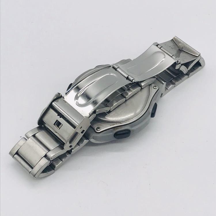 腕時計 Q&Q ソーラー デジタル UP08_画像6