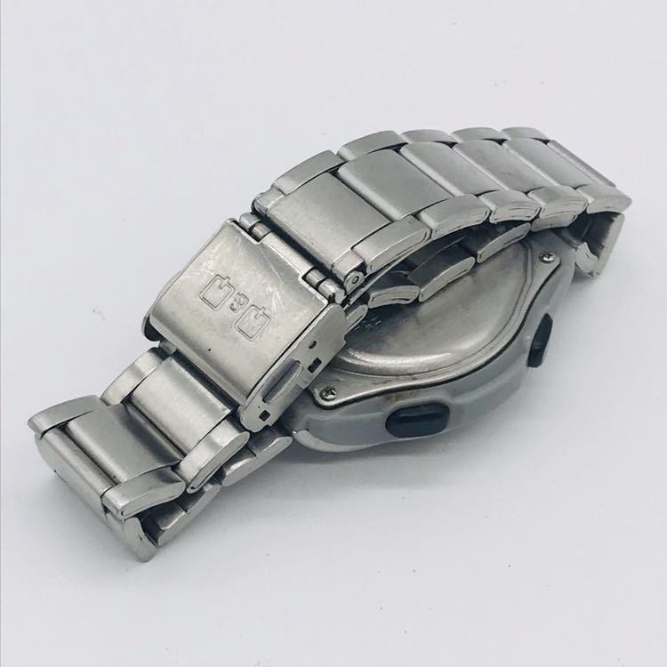 腕時計 Q&Q ソーラー デジタル UP08_画像5