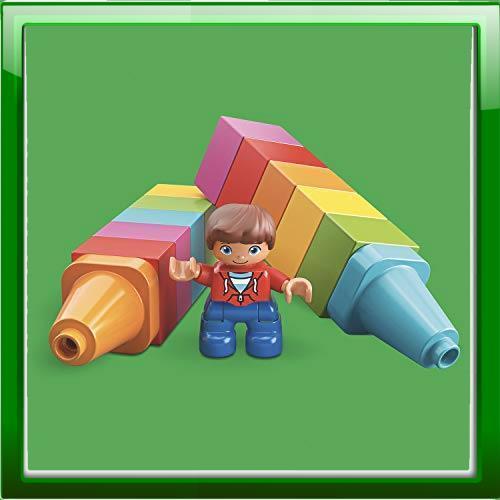 在庫限り ブロック おもちゃ ブロック 男の子 デュプロのいろいろアイデアボックス 知育玩具 レゴ(LEGO)9XZI691_画像3
