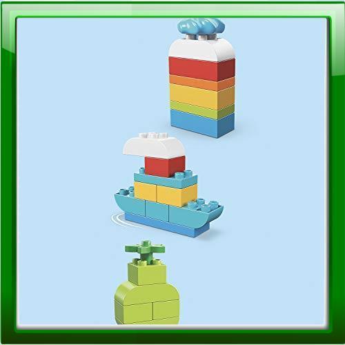 在庫限り ブロック おもちゃ ブロック 男の子 デュプロのいろいろアイデアボックス 知育玩具 レゴ(LEGO)9XZI691_画像2