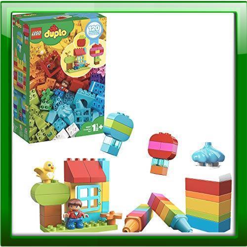 在庫限り ブロック おもちゃ ブロック 男の子 デュプロのいろいろアイデアボックス 知育玩具 レゴ(LEGO)9XZI691_画像1