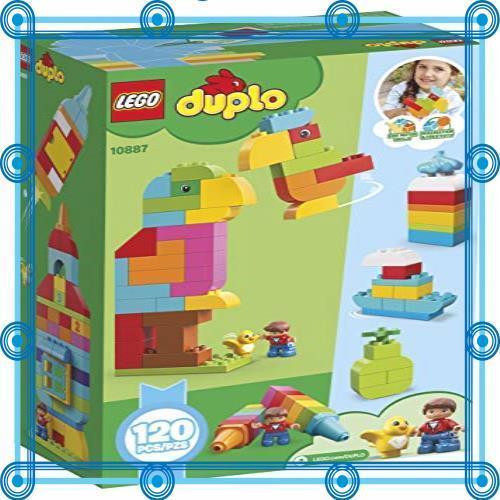在庫限り ブロック おもちゃ ブロック 男の子 デュプロのいろいろアイデアボックス 知育玩具 レゴ(LEGO)9XZI691_画像6