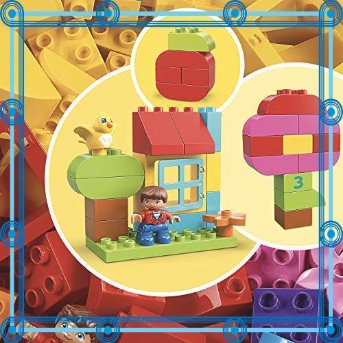 在庫限り ブロック おもちゃ ブロック 男の子 デュプロのいろいろアイデアボックス 知育玩具 レゴ(LEGO)9XZI691_画像7