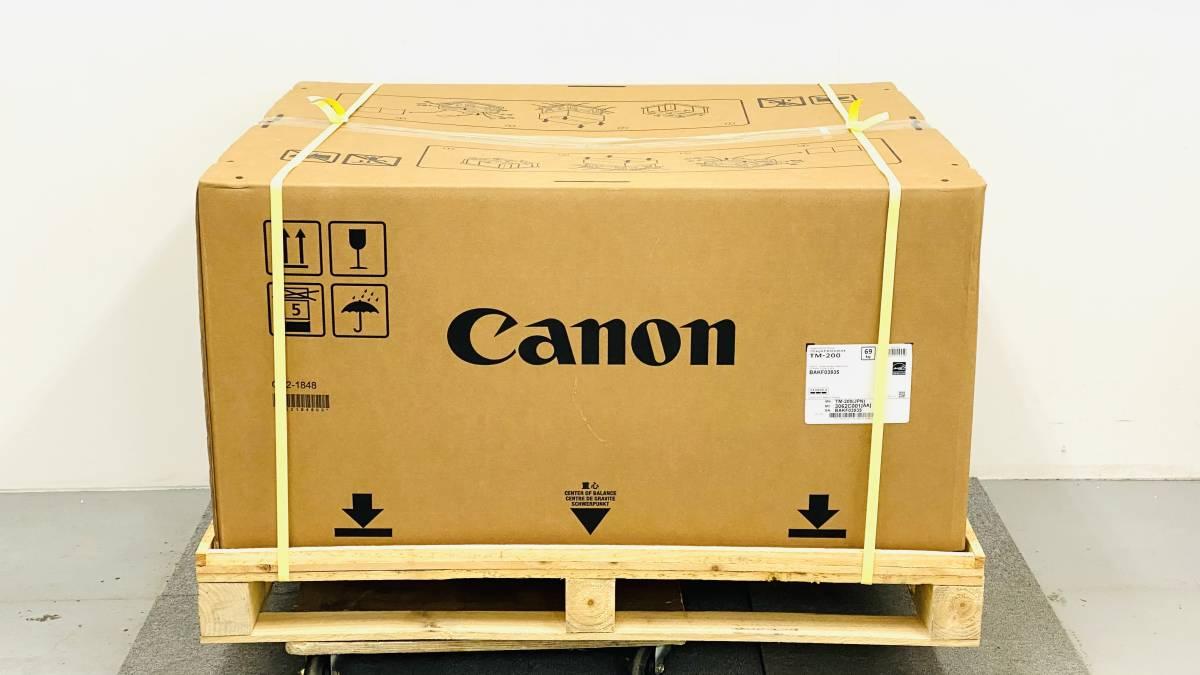 【即決】【未開封】引取限定 Canon キャノン 大判プリンター imagePROGRAF TM-200 W1018001_画像1