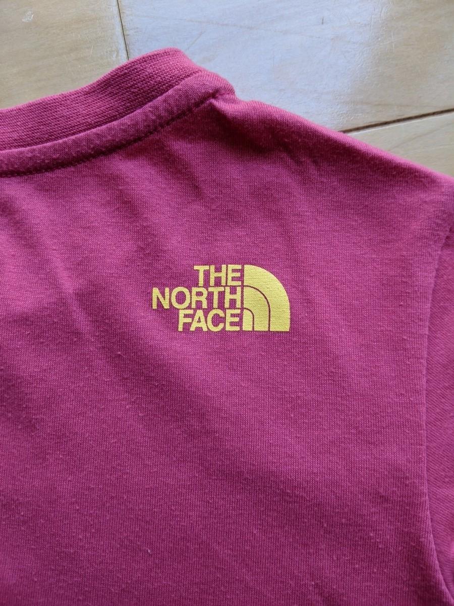 ザ・ノース・フェイス THE NORTH FACE 子供用 130cm 半袖Tシャツ 期間限定値下