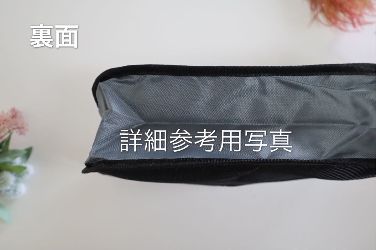 バッグインバッグ インナーバッグ 収納バッグ 大容量 多機能 軽量 青色