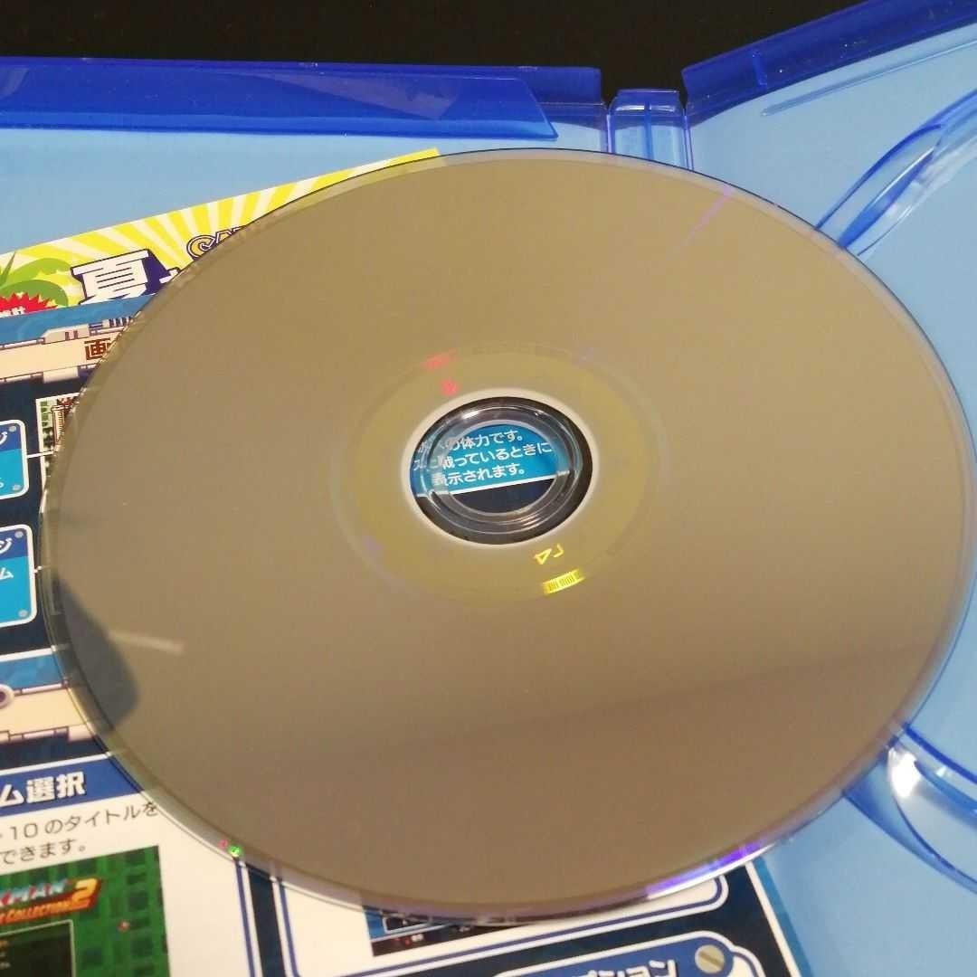 PS4 ロックマンクラシックスコレクション2 PS4ソフト