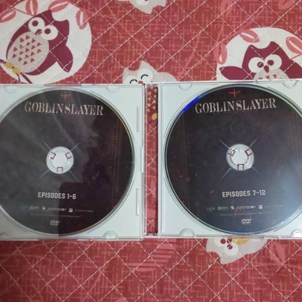 DVD「ゴブリンスレイヤー」北米版中古DVD1期全話