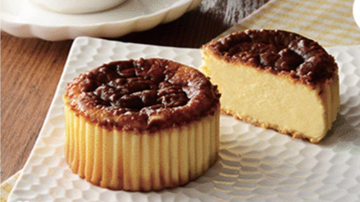 ローソン バスチー バスク風チーズケーキ 1個 引き換え券 クーポン_画像1