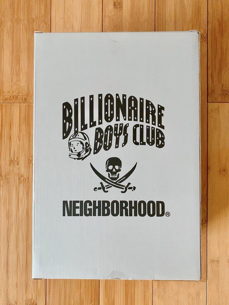 ベアブリック BE@RBRICK BILLIONAIRE BOYS CLUB × NEIGHBORHOOD 400%のみ ビリオネアボーイズクラブ ネイバーフッド_画像6