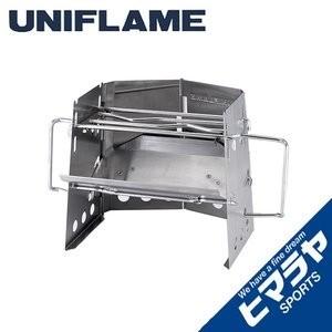 ユニフレーム UNIFLAME 焚き火台 薪グリルSOLO 682999 od