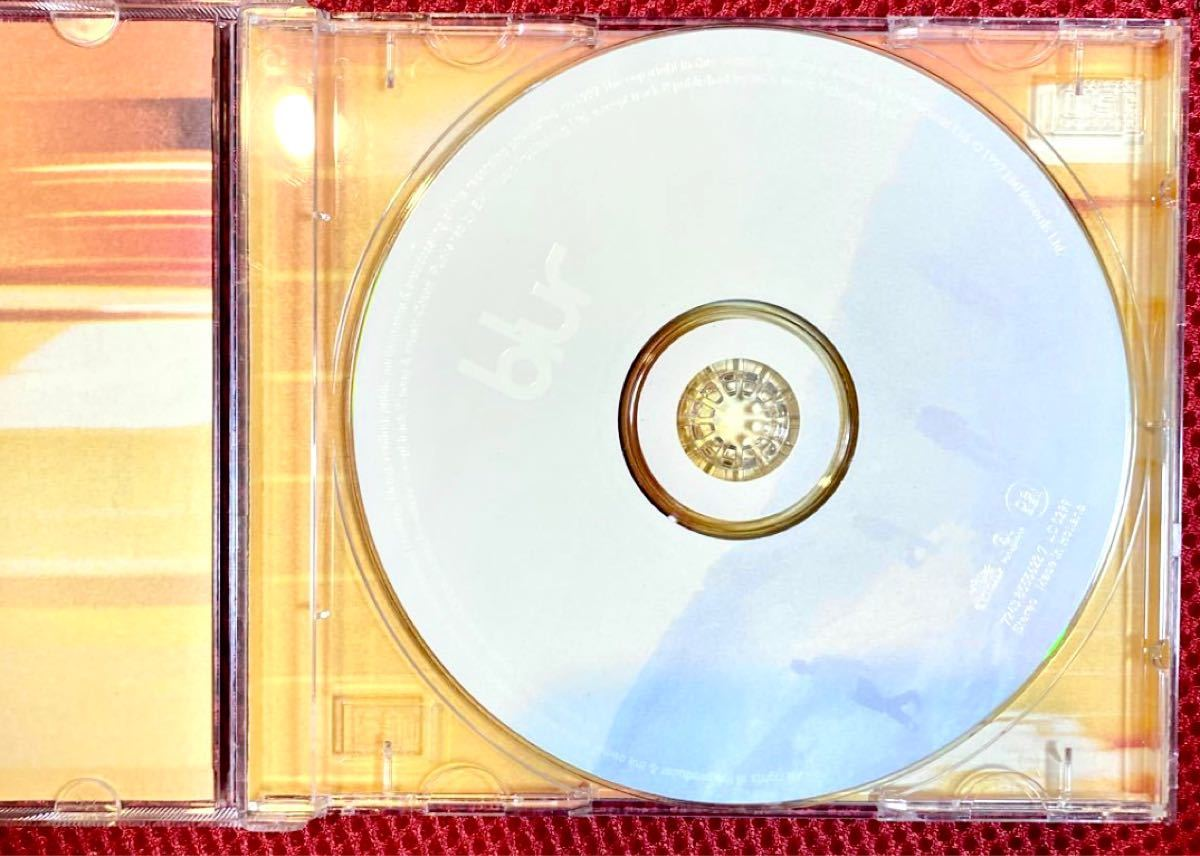 【輸入盤】 Blur/ブラー 中古美品
