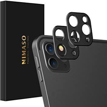 ブラック iPad 【2枚セット】 Pro Nimaso 11/ (2020) Pro 用 12.9 iPad iP_画像1