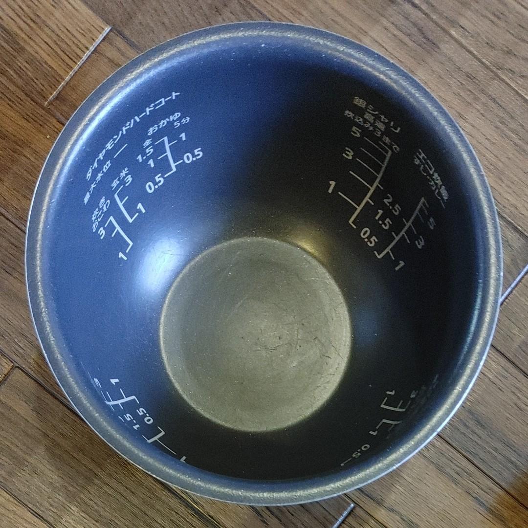 パナソニック 1L 0.5~5.5合 可変圧力IHジャー炊飯器 SR-PB103