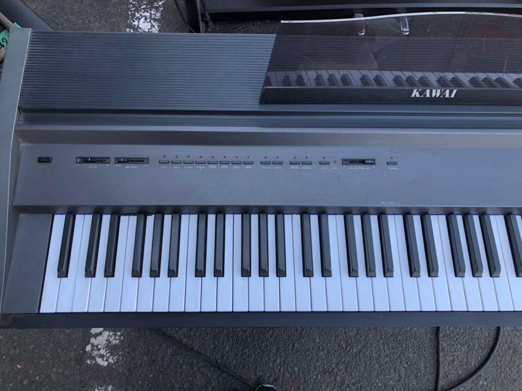 KAWAI デジタルピアノ350 PW350 電子ピアノ 鍵盤 訳あり U-510_画像3