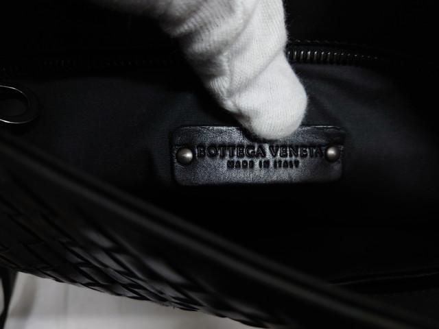 本物■未使用品■BOTTEGA VENETA■ボッテガヴェネタ■イントレチャート■レザー2WAYショルダーバッグ■20万■cm12332g_画像7