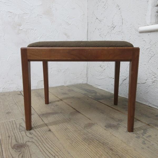 イギリス アンティーク 家具 スツール 椅子 チェア クロスステッチ 木製 英国 OTHERCHAIR 6808b_画像4