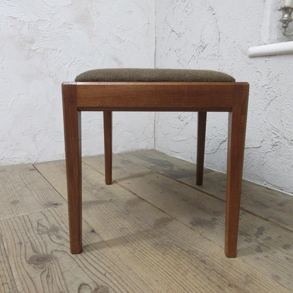 イギリス アンティーク 家具 スツール 椅子 チェア クロスステッチ 木製 英国 OTHERCHAIR 6808b_画像5