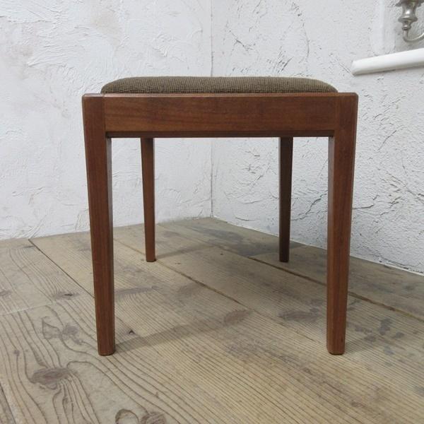 イギリス アンティーク 家具 スツール 椅子 チェア クロスステッチ 木製 英国 OTHERCHAIR 6808b_画像7