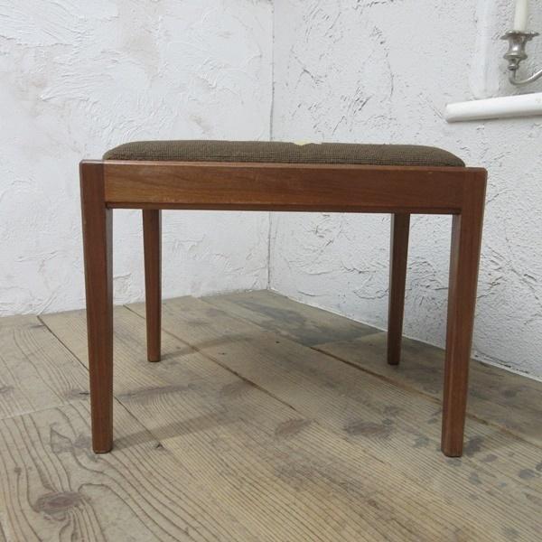 イギリス アンティーク 家具 スツール 椅子 チェア クロスステッチ 木製 英国 OTHERCHAIR 6808b_画像6
