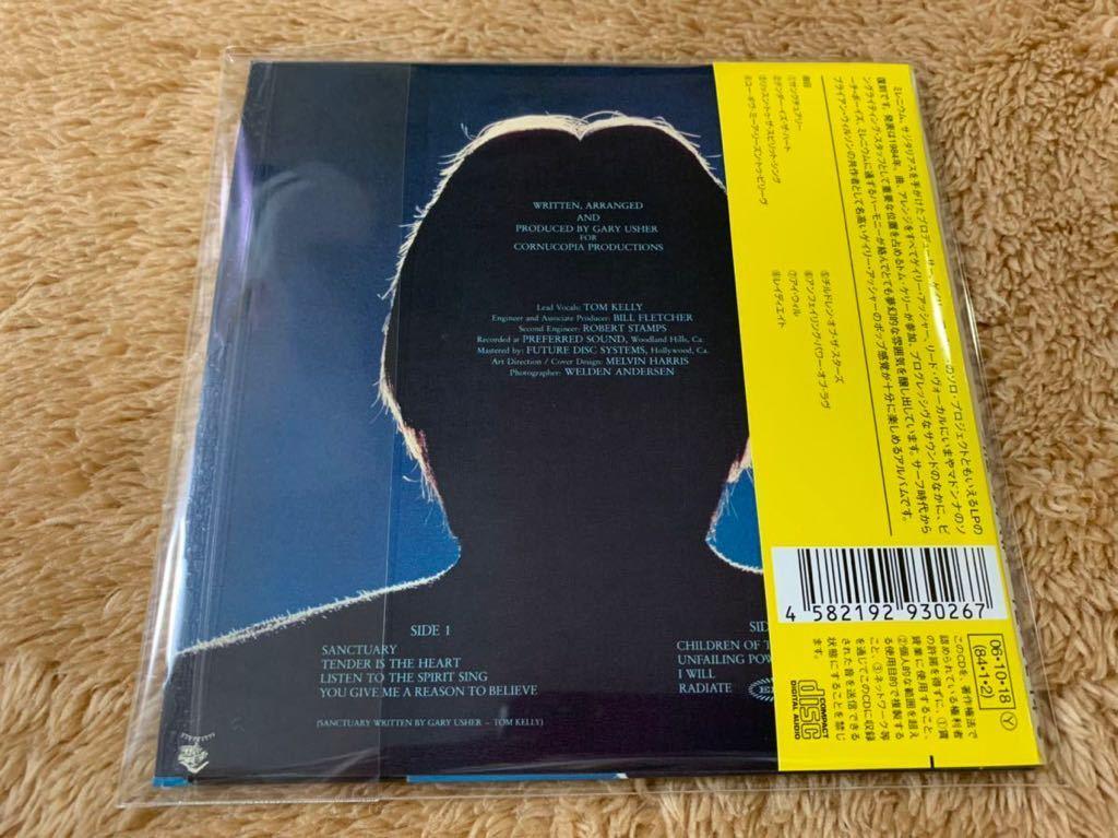 美品 貴重 完全生産限定盤CD CELESTIUM SANCTUARY セレスティアム サンクチュアリー AOR オリジナルLPを復刻する紙ジャケ 送料無料