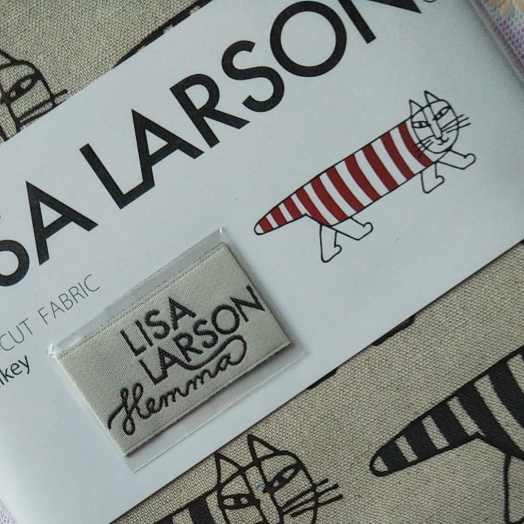 リサラーソン LISA LARSON麻生地 マイキー