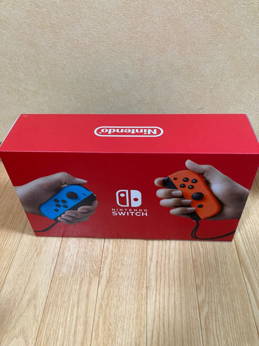 Nintendo Switch 本体 新品 ネオンカラー 任天堂 スイッチ