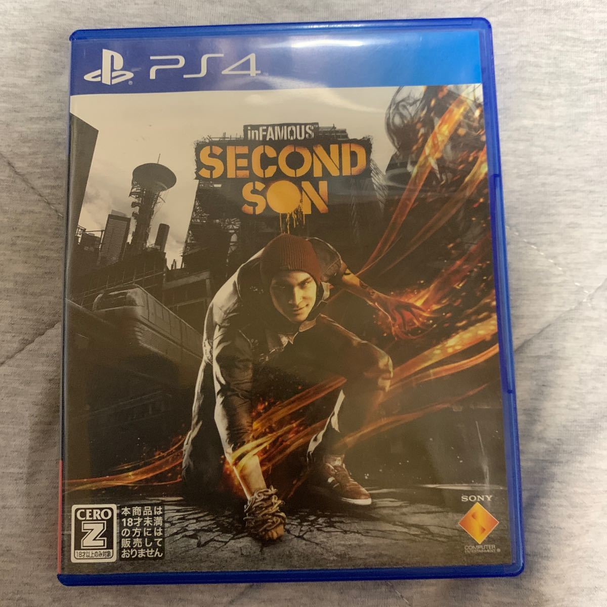 【PS4】 inFAMOUS Second Son [通常版]