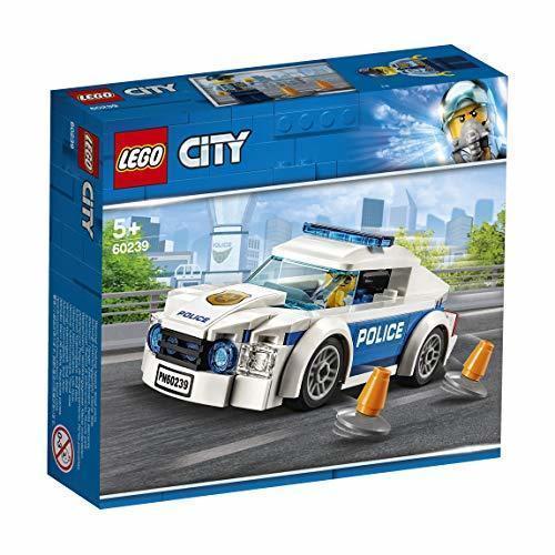 新品レゴ(LEGO) シティ ポリスパトロールカー 60239 ブロック おもちゃ 男の子 車VLNR_画像1