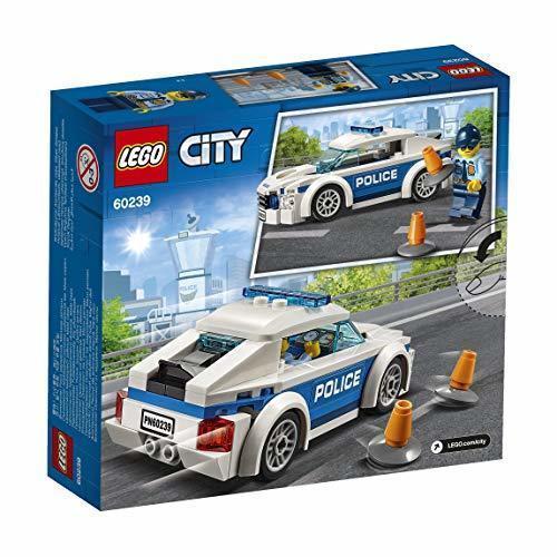 新品レゴ(LEGO) シティ ポリスパトロールカー 60239 ブロック おもちゃ 男の子 車VLNR_画像2