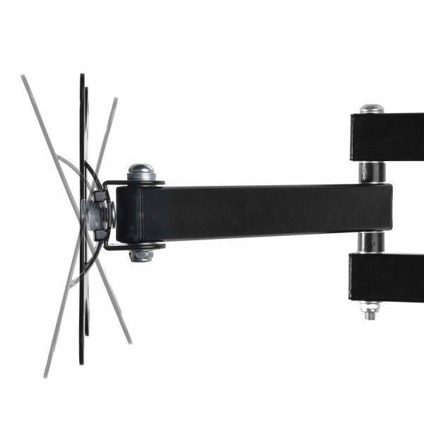 送料無料【即日発送】モニター テレビ壁掛け金具 10-30インチ LCDLED液晶テレビ対応 アーム式 回転式 左右移動式 角度調節 ♪_画像2