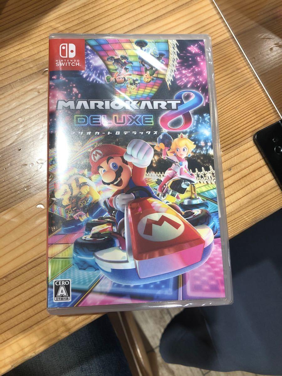 Nintendo Switch マリオカート8デラックス【新品未開封】