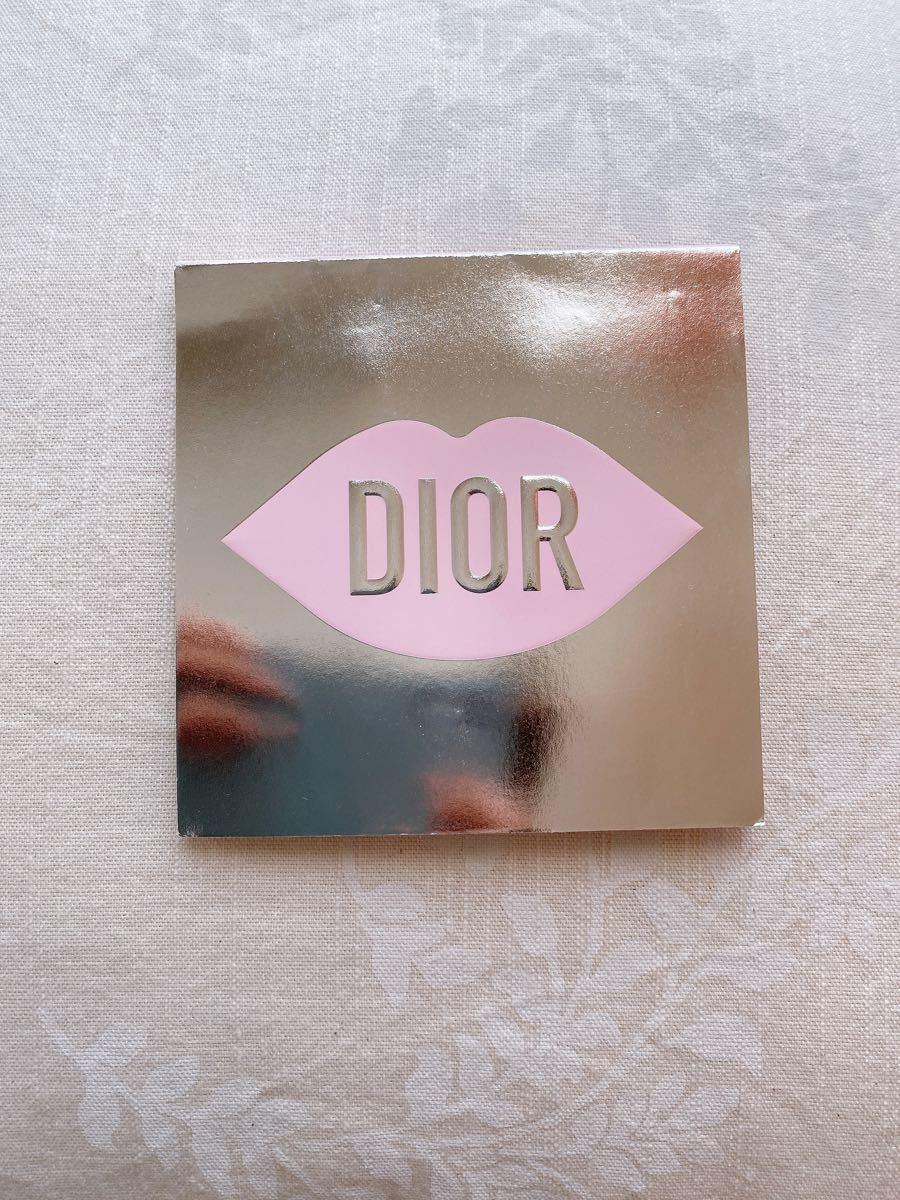 マキシマイザー アディクトリップグロウ Dior  ディオール リップグロス サンプル