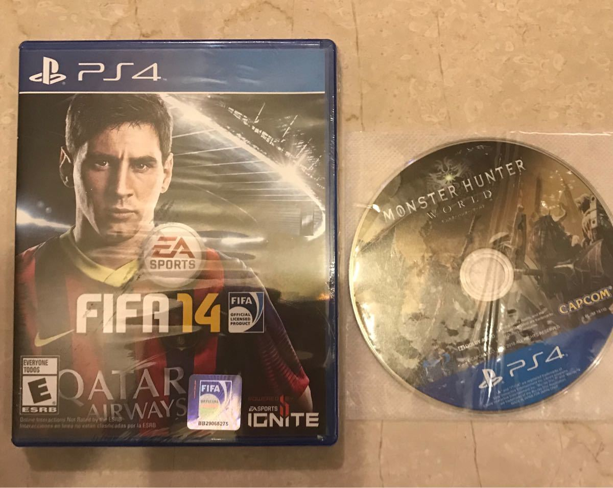 PlayStation4 pro ソフト付