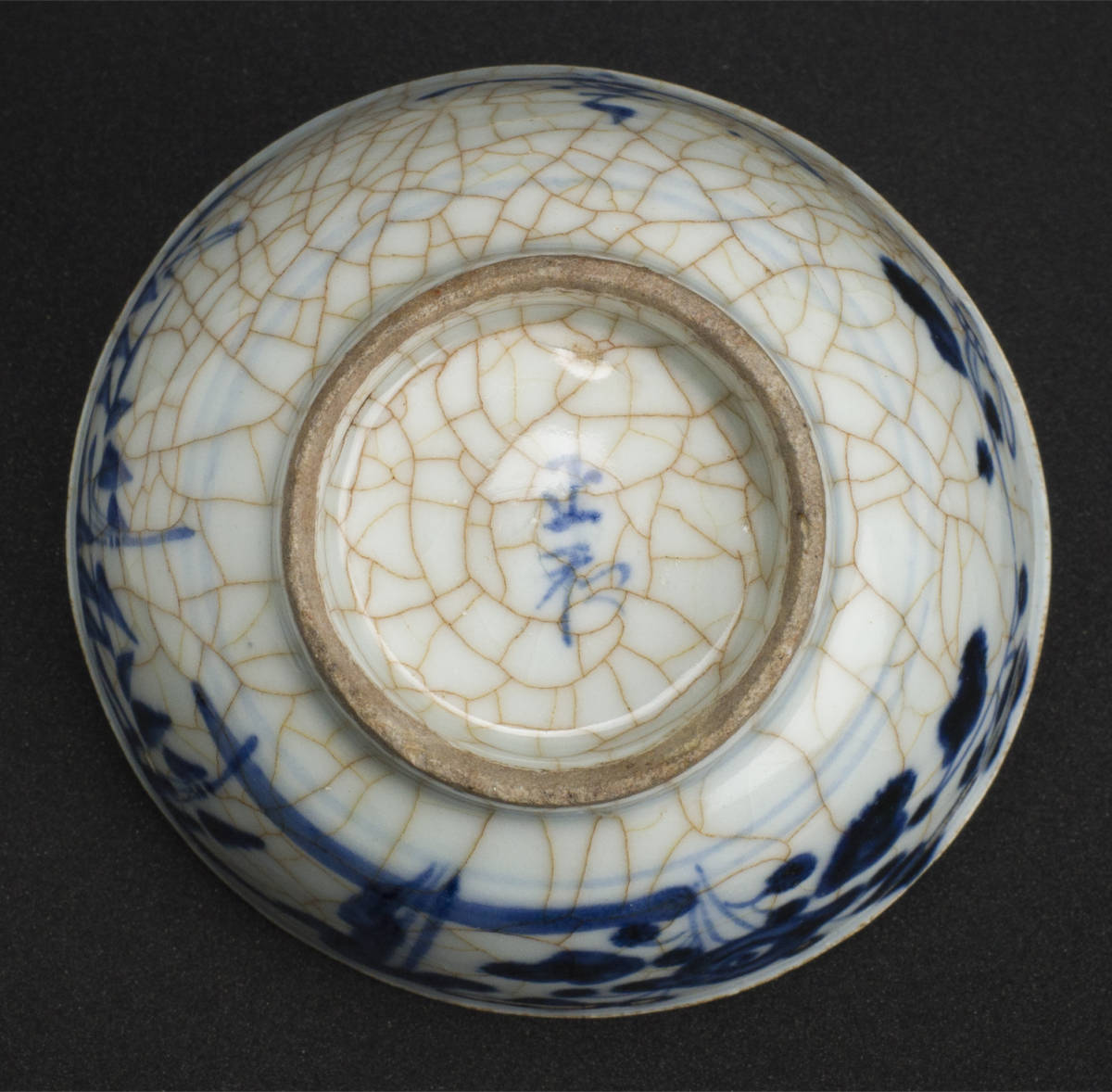 清 青花碗 中国 古美術_画像4