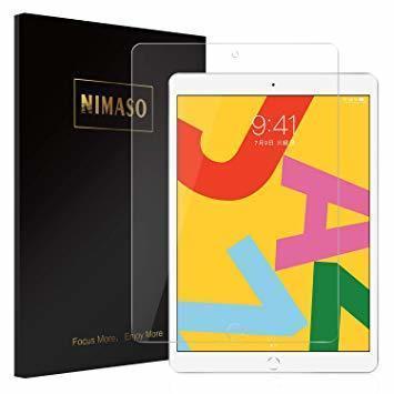 新品10.2 inch 【ガイド枠付き】Nimaso iPad 10.2 (iPad 8世代 / iPad 7世UM1G_画像1
