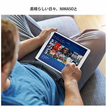 新品10.2 inch 【ガイド枠付き】Nimaso iPad 10.2 (iPad 8世代 / iPad 7世UM1G_画像6