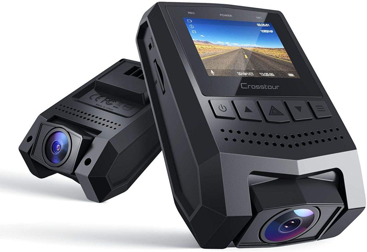 ■新品■ドライブレコーダー 高画質 170度広角 フルHD 駐車監視 Gセンサー ループ録画 上書き機能 高速起動 緊急録画 取り付け簡単!_画像1