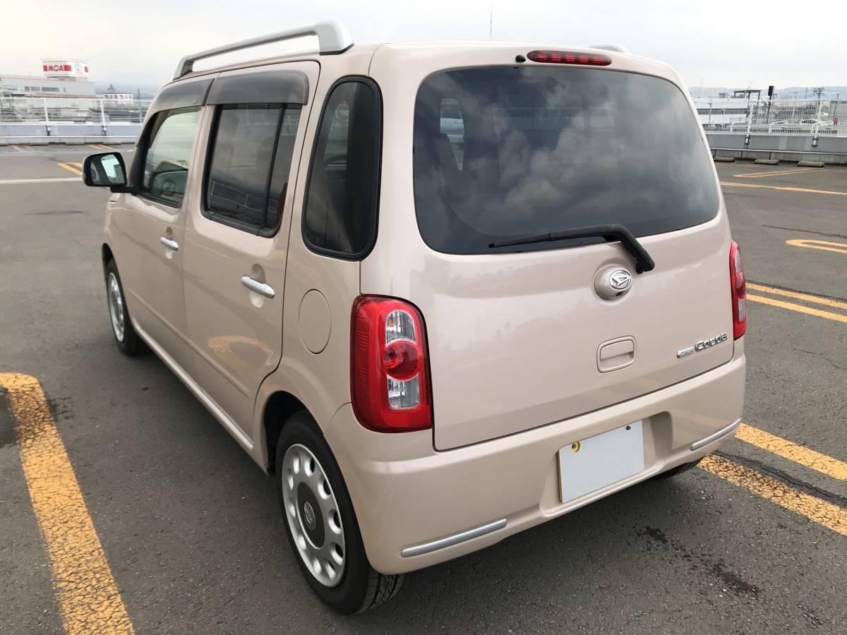 「ミラココア プラスX 4WD !!車検長い令和5年4月迄!!」の画像3