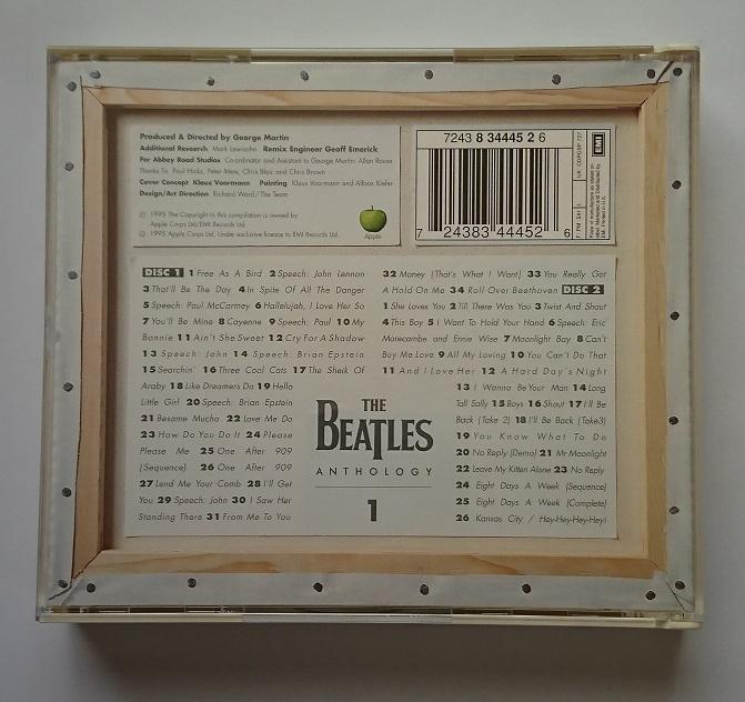 ザ・ビートルズ (THE BEATLES) / ザ・ビートルズ アンソロジー1_画像2