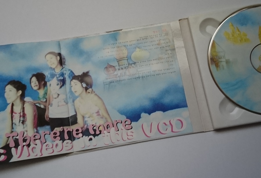 Fin.K.L / Fin.K.L - History / Music Video Collection (VCD) 《韓国盤》_画像4