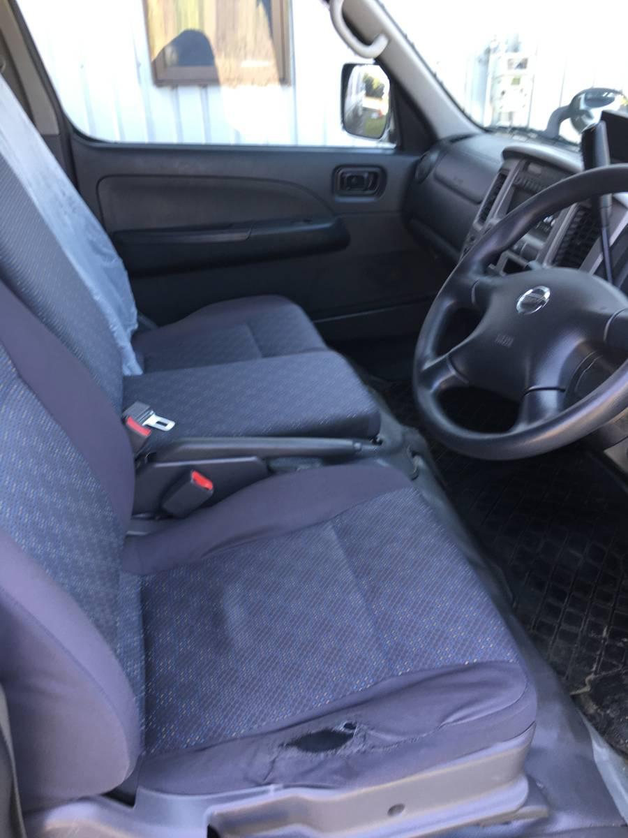 「キャラバン E25後期 ディーゼルターボ 4WD切替 スーパーロング ハイルーフ ホワイト 福祉車両 チェアキャブ 車いす移動車 トランポ ウェル」の画像3