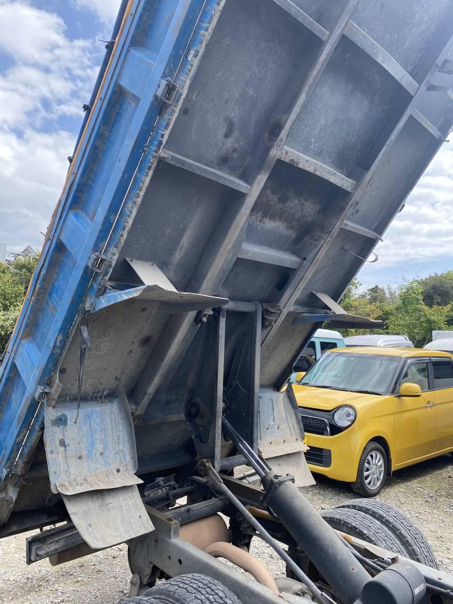 「キャンター 令和4年1月 コボレーン 4WD ダンプ タイタン エルフ トヨエース デュトロ ダイナ アトラス 5速 2トン 2t 2000kg」の画像2