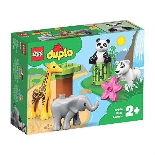 ! レゴ(LEGO) デュプロ 世界のどうぶつ どうぶつの赤ちゃん 10904 知育玩具 ブロック おもちゃ 女の子 男の子_画像7