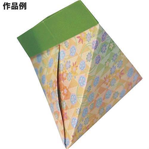 ! トーヨー 折り紙 和紙風 千代紙づくし 両面 15cm角 30柄 120枚入 018060_画像6