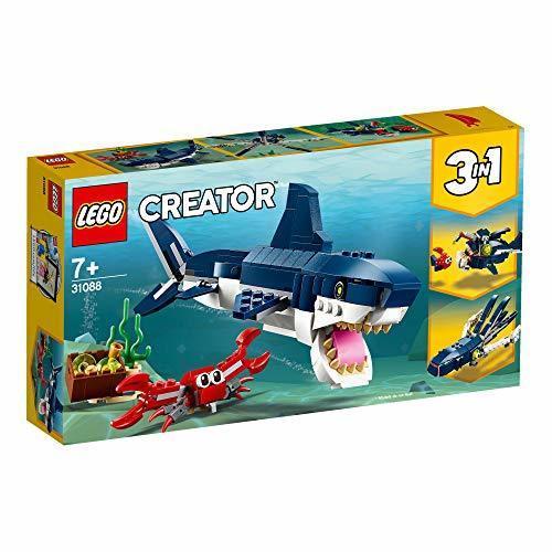 ◇在庫限り◇レゴ(LEGO) クリエイター 深海生物 31088 知育玩具 ブロック おもちゃ 女の子 男の子_画像1